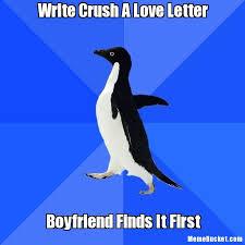 Write Your Own Meme - write crush a love letter create your own meme