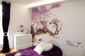fresque chambre enfant fresque chambre fille inspirations avec chambre peinture murale