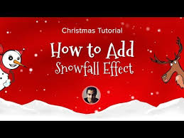 a christmas snow how to create a christmas snow effect in elementor