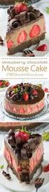best 25 chocolate cake with strawberries ideas on pinterest kat