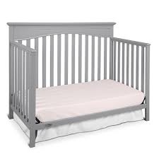 Graco Crib Convertible by Graco Hayden 4 In 1 Convertible Crib In Pebble Gray Free Shipping