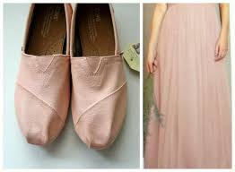 wedding shoes toms custom color toms bridal wedding shoes custom tinted bridesmaid