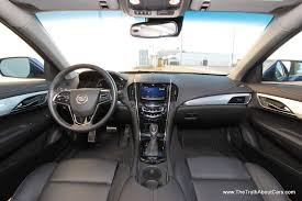 cadillac jeep interior review 2013 cadillac ats 3 6 awd video the truth about cars