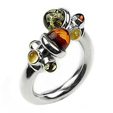 designer rings images multicolor and sterling silver adjustable