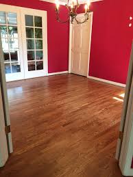 Baltimore Hardwood Floor Installers This Is The Dining Room With New White Oak Floors Stained In English