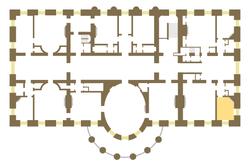 Lincoln Memorial Floor Plan Lincoln Sitting Room Wikipedia