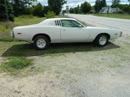 used white dodge charger find used 1974 dodge charger special edition brougham numbers