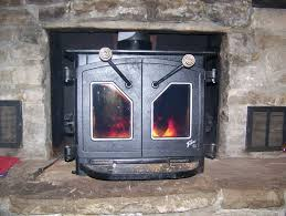fisher wood burning stove fireplace insert best fireplace 2017