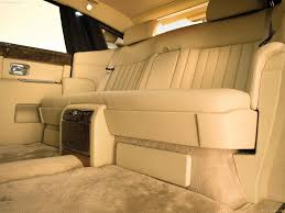 rolls royce phantom inside rolls royce phantom with extended wheelbase 2005 picture 14 of 24