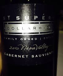 columbia valley wine collections chateau st supery napa valley 2010 dollarhide cabernet sauvignon it was