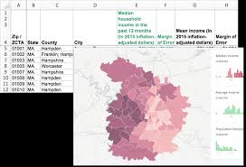Demographic Map By Zip Code Virginia Income Statistics Current Census Data For Zip Codes