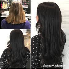 Beaded Hair Extension by Micro Beads Hair Extensions From Beauty Locks Hair Salon Hair