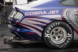 racing mustangs 2016 cobra jet mustang drag racer unveiled at sema continues