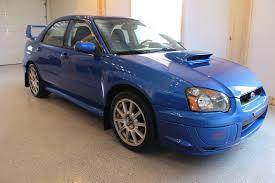 impreza subaru 2005 2005 subaru impreza wrx sti biscayne auto sales pre owned