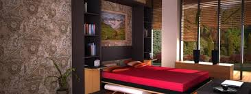 Murphy Bed Guest Room Max Space Interior Design And Decor