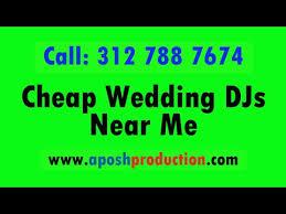 wedding djs near me cheap wedding djs near me call 312 788 7674