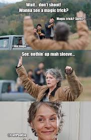 Carol Twd Meme - carlpopeye on twitter happy birthday mcbridemelissa twd