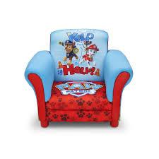 Child Armchairs Amazon Com Delta Children Paw Patrol Upholstered Chair Kitchen