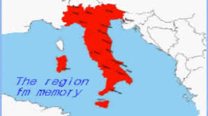 Italy On Map Italy Region Shift Mandela Effect Youtube