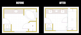 ultimate bathroom floor plans ldnmen com master bedroom floor plans ideas also above garage pictures source a dated master bathroom gets a new look the ultimate shower