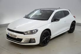 used volkswagen scirocco r line black edition 3 doors cars for