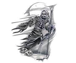 skulls and reapers reaper skull grim reaper