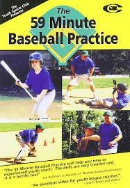 amazon com baseball coaching the 59 minute baseball practice