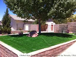 Artificial Landscape Rocks by Synthetic Turf Strawberry California Landscape Rock Front Yard