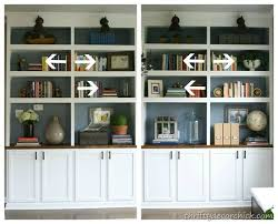 how to decorate a bookshelf decorating bookcase in living room meliving c47580cd30d3