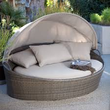 Patio Daybeds For Sale Have To Have It Coral Coast Moorea All Weather Wicker Cabana Day
