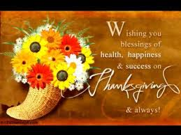 a thanksgiving greetings