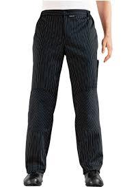 pantalon de cuisine femme pantalons de cuisine bragard