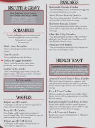 Kitchen Table Menu Menu For Kitchen Table Vancouver Vancouver - Kitchen table menu