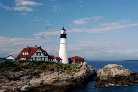 Cape Elizabeth Lights Maine U0027s Greater Portland U0026 Casco Bay