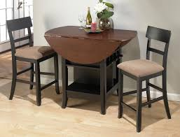 rustic kitchen table sets stainless steel sink under pendant lamps