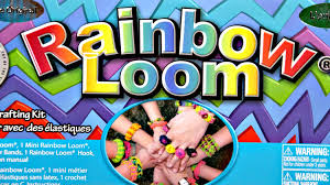 rainbow loom complete package with metal hook rubber band