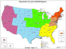 Chicago To Atlanta Map by U S Department Of Labor Oasam About Dbc