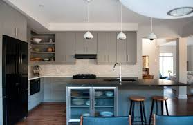 light grey kitchen cabinets with black appliances how to get amazing results with black or white kitchen