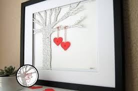 paper anniversary gift wedding anniversary gifts for him 1st anniversary gift vows