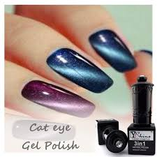 cat eye color gel nail polish cat eye color gel nail polish