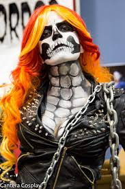 fem ghost rider by terminux deviantart com on deviantart