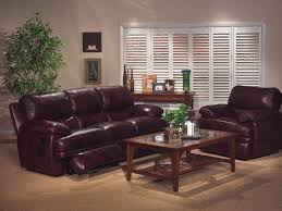 Flexsteel Leather Sofas by Flexsteel Living Room Leather Reclining Sofa 1127 62 Stacy