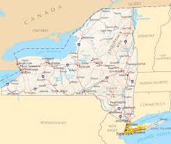 Map Of Canada And United States by New York Reference Map U2022 Mapsof Net