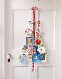 christmas card display ideas thirty handmade days