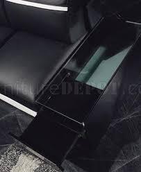 Black And White Sectional Sofa White Leather Ultra Modern U Shape Sectional Sofa