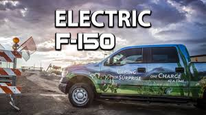 ford electric truck electric truck conversion pnp f150 by torque trends inc full