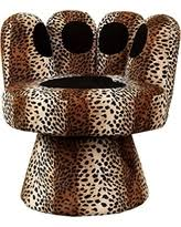 Leopard Print Swivel Chair Exclusive Leopard Accent Chairs Deals