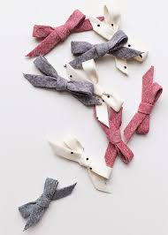 baby bows i like big bows no sew baby bows made with bias