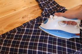 how to iron a shirt with or without an ironing board bespoke post