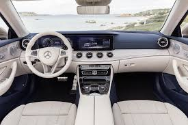 the new 2018 mercedes benz e class cabriolet myautoworld com